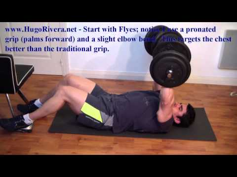Chest Workout: 7-Min Home Chest Workout Routine