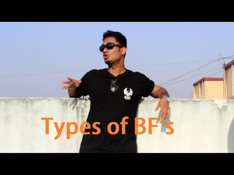 Types Of Indian Bf's video