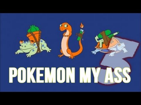 Pokemon My Ass - Beating Up People [3]