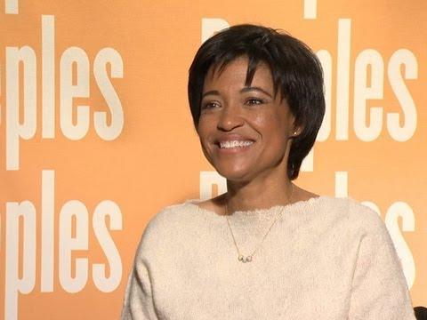 Director/Writer Tina Gordon Chism Talks 'Peeples'