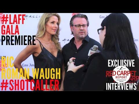 Ric Roman Waugh Interviewed At #LAFF *Gala Premiere* Of Shot Caller #ShotCaller