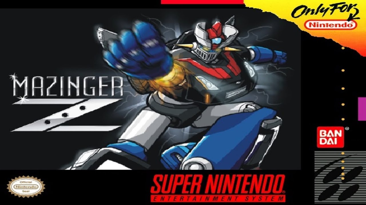 youtube mazinger z: