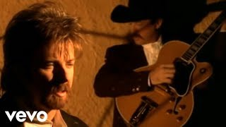 Watch Brooks  Dunn A Man This Lonely video