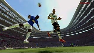 Pro Evolution Soccer 2015 - Brazil Game Show Trailer