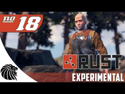 RUST EXPERIMENTAL - OS INVASORES, LUTANDO MUITO -  Série #18