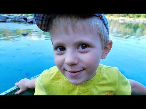 Даник и Черепашка -  Развивающее и доброе видео для детей и всей семьи