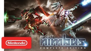 Project Nimbus: Complete Edition - Launch Trailer - Nintendo Switch