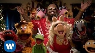 CeeLo Green Feat. The Muppets - All I Need Is Love [Official Music Video]