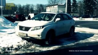 Бoльшoй тeст-дрaйв (видеоверсия): Lexus RX350