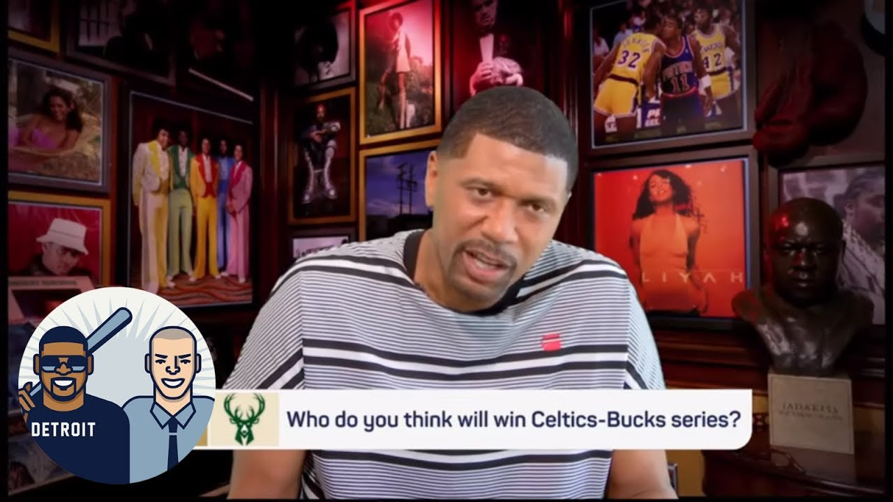 Jalen Rose calls out restaurant for not getting Giannis Antetokounmpo a seat | Jalen & Jacoby | ESPN