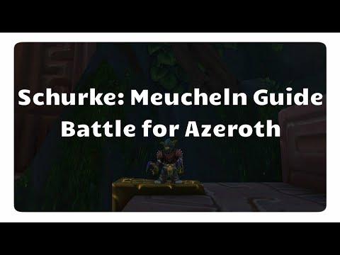 WoW Meucheln-Schurke Guide für Battle for Azeroth