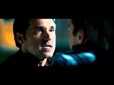 Patrick Dempsey Spit Transformers 3 YouTube