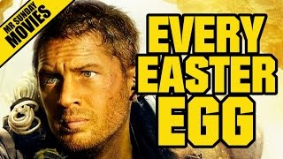 MAD MAX: FURY ROAD - Every Easter Egg & Reference