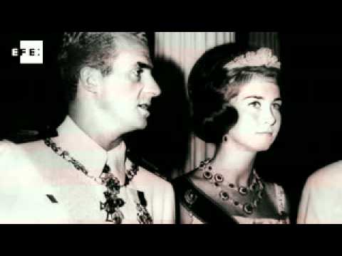King Juan Carlos and Queen Sofia, 50 years serving Spain