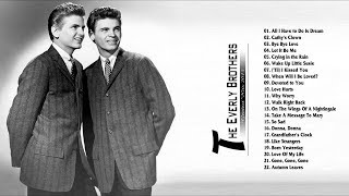 The Everly Brothers Greatest Hits full album  - The Very Best of The Everly Brothers