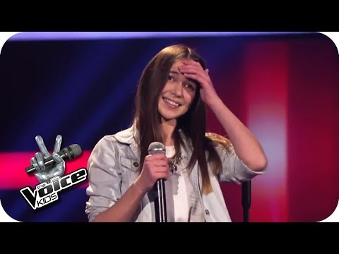 Best Of Hanna | The Voice Kids 2014 Germany