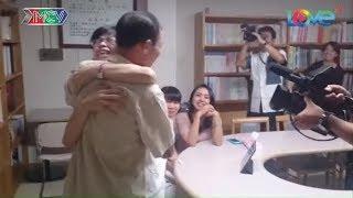 Rơi nước mắt cô gái BẤT NGỜ GẶP CHA tại Nhật Bản sau những năm tháng BÔN BA nơi xứ người KIẾM SỐNG