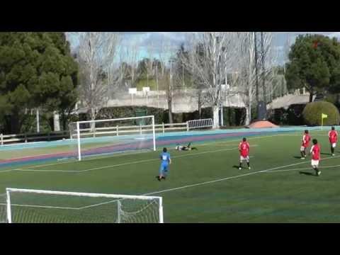R I K I  - 16 years old - Forward (scorer) / Madrid / España - 2014 / 2015