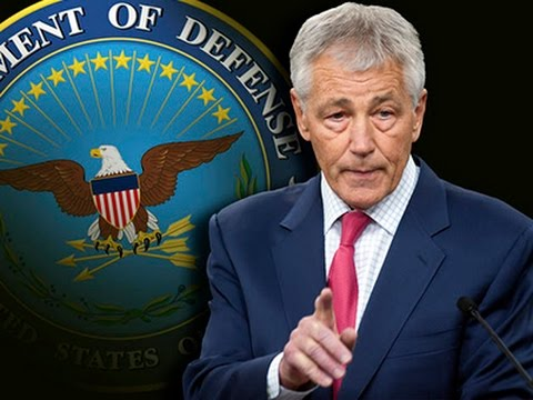Hagel to Step Down As Defense Secretary