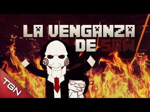 MINECRAFT: LA VENGANZA DE SAW