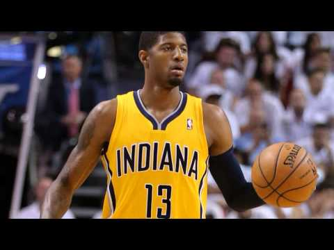 Indiana Pacers forward Paul George changes jersey number