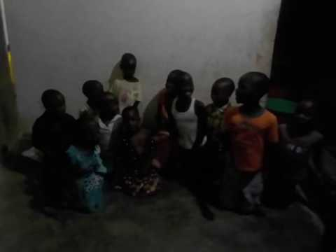 Uganda  Kyetume  Mirembe children´s house  Kamujje  Songs  2016