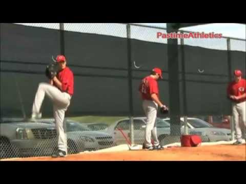 HOMER BAILEY Pitching Mechanics Slow Motion No Hitter Analysis Instruction Reds MLB