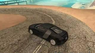 GTA San Andreas Mods:Audi R-8