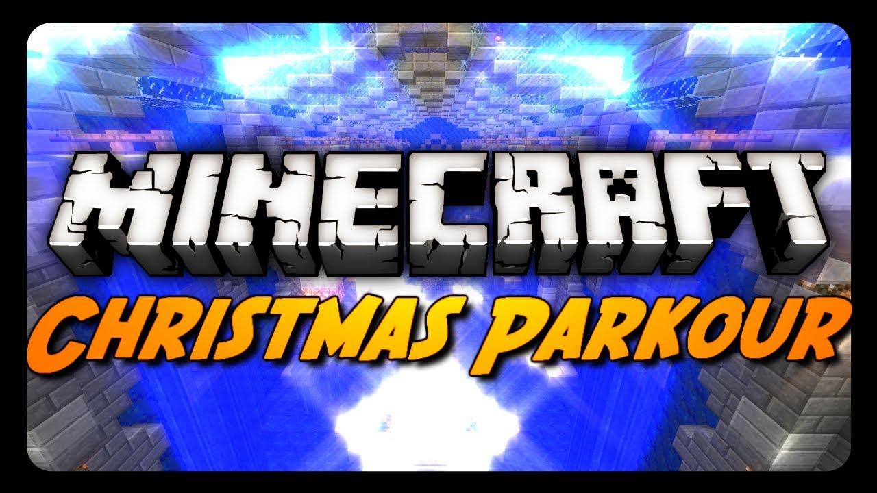 Christmas Calendar Parkour : Minecraft maps stupid timed jumps christmas calendar