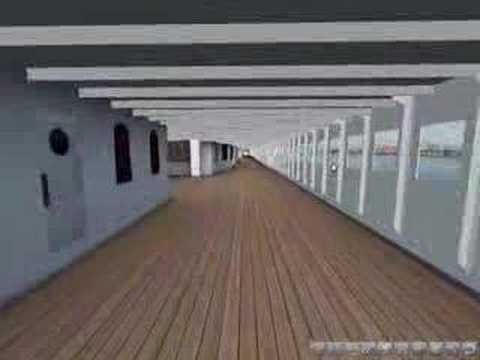 Titanic - A Virtual Tour Ship Simulator 2008 (SS2008)
