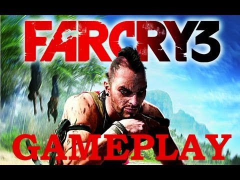 Far Cry 3 GamePlay on ULTRA Graphics [1080p]