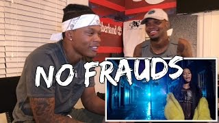 Nicki Minaj Drake Lil Wayne No Frauds REACTION