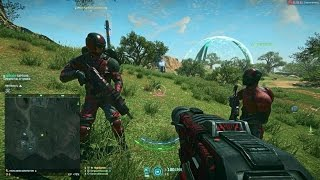 Planetside 2 - The H8uG Squad is Born!