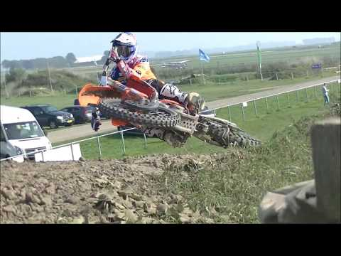 Training team Nederland MXON 2017 in Lelystad