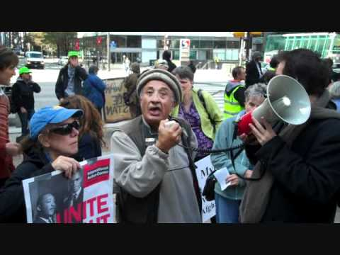 HireLyrics Galvanize The Vote Campaign Measures Voters Clout at Anti-War Peace Rally