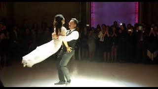 """Download Lagu Most romantic first dance ever to """"Don't stop believing"""" Gratis STAFABAND"""