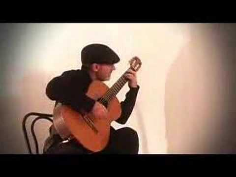 The Pink Panther - classical guitar