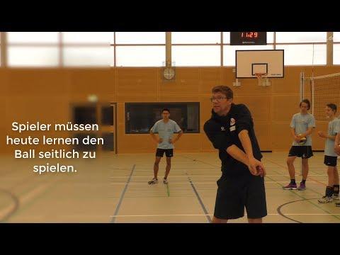 Stefan Hübner - Seitlich baggern - Seitliche Annahme