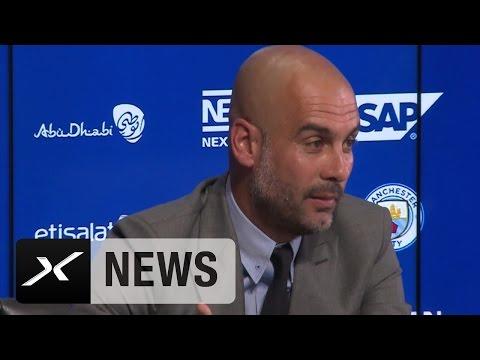 Pep Guardiola: Deshalb bin ich nach England | Manchester City