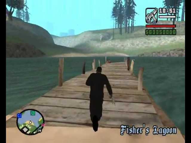 GTA San Andreas Loquendo: Las Aventuras De CJ - 4