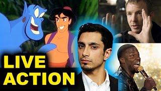 Aladdin Live Action - Guy Ritchie & Cast Ideas for Disney