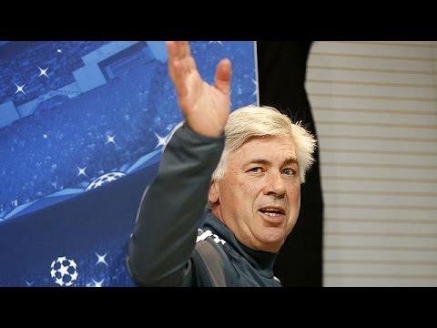 Real Madrid sack coach Ancelotti