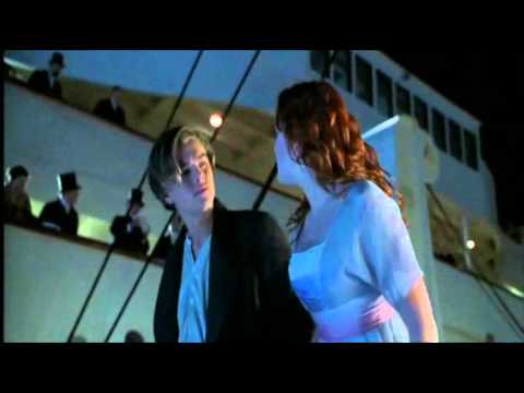Titanic Deleted Scene: You're Going Overboard! video