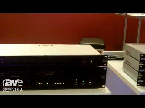 ISE 2014: RANE Corporation Shows Off HAL DSP Series