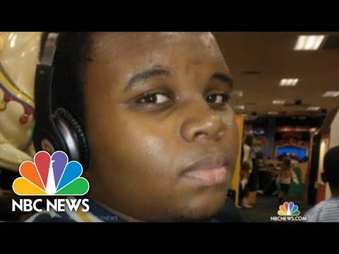 Michael Brown Shot To Death By Police | NBC News