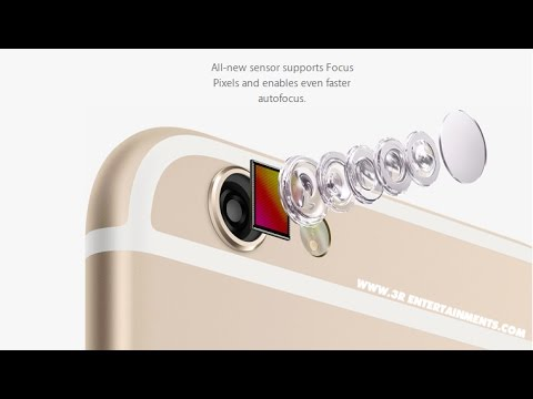 Apple iPhone 6 - Full phone specifications - Price in india  iPhone 6 Plus official video