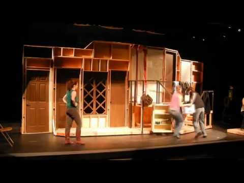 Montgomery High School Drama Presents: Noises Off! (promo) video