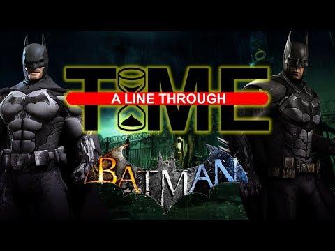 Batman: Arkham Convoluted | A Line Through Time