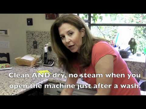 Kenmore Elite Touchscreen Dishwasher Power Wash Stainless