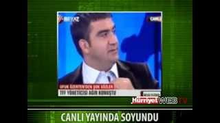 ÜMİT ÖZAT SOYUNDU!!!İSYAN ETTİ!!!
